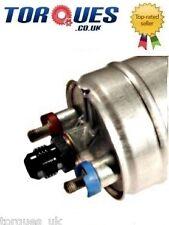 Bosch 044 Fuel Pump Dash -6 (AN-6 6AN) OUTLET Straight Fitting/ Adapter Black