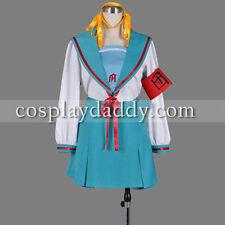 Suzumiya Haruhi cosplay costume school girl uniform