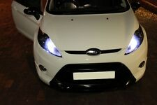Ford Fiesta Focus Mondeo LED Xenon White SIDELIGHTS - T10 W5W 501 Error free