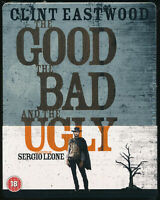 EBOND The Good, the Bad and the Ugly BLU-RAY Steelbook D253010