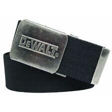 DeWalt Men's Nickle Buckle Belt - Black, One Size