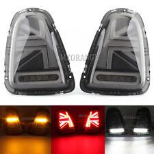 2X LED Rear Tail Light Lamp for BMW MINI Cooper R56 R57 R58 R59 06-15 Union Jack