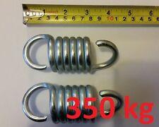 350 KG Pair of Garden Swing Hammock Spring HEAVY DUTY Set of Two 2