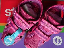 New~Stride rite~Made 2 play Machine Washable SZ 10.5 W 10 1/2 Girls shoes Toddle