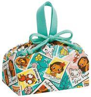 Disney Moana Bento Lunch Box Handbag Japan