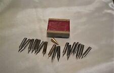 Vintage HUNT Fountain Pen Nibs - 19 In Box - New & Unused