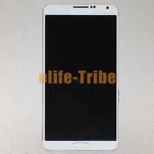 LCD Display + Touch Screen Assembly for Samsung Note 3 N900A N900T White + Frame