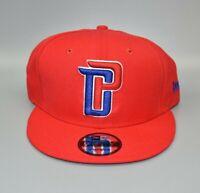 Detroit Pistons New Era 9FIFTY NBA Alternate Logo Men's Snapback Cap Hat