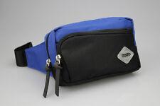 Athletic Belt Bag Waist Bag from Totto Blue/Black