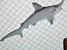 "26"" SMOOTH HAMMERHEAD SHARK - fiberglass reproduction blank"