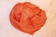 100% Cashmere Wool Scarf Shawl Wrap Handmade Fine Knit Nepal Pashmina Unisex NEW