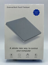 External USB Multi-Touch Trackpad Windows XP 7 8 8.1 10 MAC OS 10.2.8 And Above