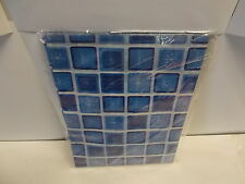 "20 packs Gift Tissue. 10 sheets p/pack. 18"" x 24"".  Blue Square. 200 sheets N231"