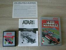 Pole Position (complete) - Atari 2600