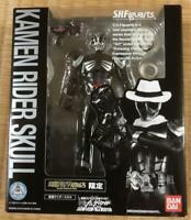 SH Figuarts Kamen Rider W Kamen Rider Skull Bandai Action Figure Limited Edition