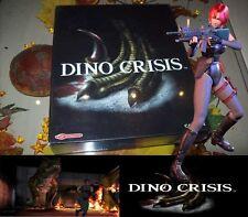 Dino Crisis PC Version Rarität BIG BOX Erstausgabe