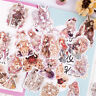 41pcs Fairy Lolita Girl Sticker Diy Notebook Stationery Diary Decor StickerS!