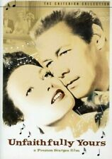 Criterion Collection Unfaithfully Yours 1948 DVD