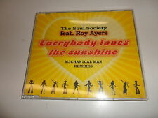 Cd   The Soul Society  Feat.  Roy Ayers  – Everybody Loves The Sunshine (M3chan