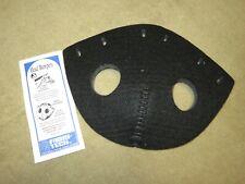 "New Triple Layer Fabri-Tech 3/4"" Thick Horse Head Bumper Helmet Trailer Protect."