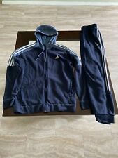Adidas Men's Energize Track Suit Large Hoodie & Pants EB7649
