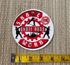Mike Mcgill Skate Rags Skateboard Clothing Sticker 80'S Bones Brigade Powell