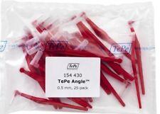 TePe Interdental Brush Angle - Red 0.5mm 25 Pack FREE POST