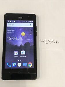 ZTE Tempo - N9131 - 4GB - Dark Blue (Unlocked) (4289c)