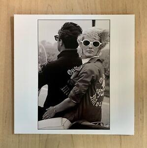 Danny Lyon Signed Print