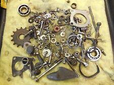 1978 Suzuki RM80 Hardware parts lot bolts washers etc. 78 RM 80