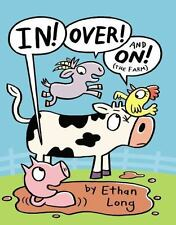 In, Over and On the Farm-ExLibrary