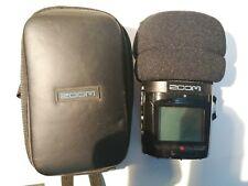 Micro Zoom H2n avec télécommande, étui et bonnette