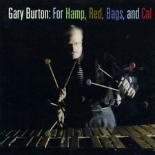 Gary Burton:  For Hamp, Red, Bags, & Cal CD - Dance Of The Octopus - Godchild