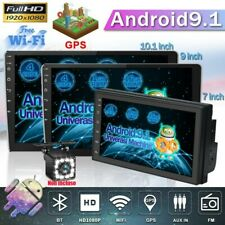 """10.1"""" Android9.1 Touch Screen 2 DIN Autoradio Lettore MP5 Bluetooth WIFI GPS FM"""