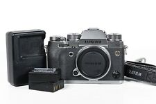Fujifilm Fuji X-T2 Rare Graphite Silver Edition Mirrorless Camera - Body only