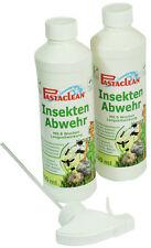 Pastaclean Insektenschutz Insektenabwehr 2x 500 ml neue Rezeptur 2018