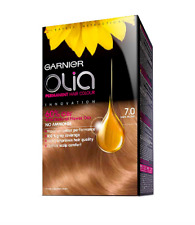 Garnier Olia Permanent Hair Dye / Colour Cream No Ammonia different shades