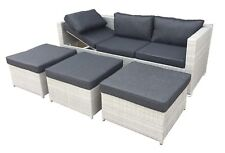 Classic Lounge Sofa Set 4 teilig