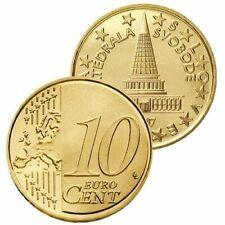 Pièces euro de la Slovénie 10 Cent