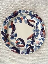 Emma Bridgewater Liberty Of London Serving/ Cake Plate  Honesty & Feather.