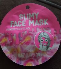 Girl's Justice adorable slimy face mask strawberry scented(VERY LAST ONE)