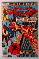 Amazing Spider-Man #172 Marvel 1977 VF+ Comic Book 1st Appearance Rocket Racer