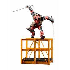 Kotobukiya-Marvel Super Deadpool ARTFX estatua figura ahora-Nuevo