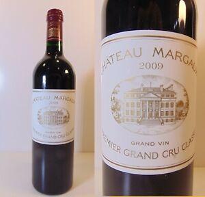 2009 Chateau Margaux ★ 1er Grand Cru ★ Pauillac ★ Bordeaux ★ France ★ 98/100 PP
