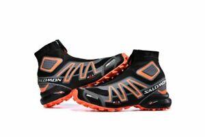 New Men's Salomon Snowcross 2 Hiking Athletic Outdoor Running High-top snow boot