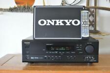 Onkyo TX-SR501 6.1 Channel Home Theater Receiver 65 watts x 6