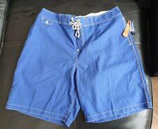 Men's Old Navy Blue Polyester Shorts - Size XL