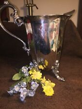 Vintage/Antique Silver Plated water Pitcher