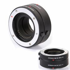 FOTGA Macro AF Auto Focus Extension Tube DG 10mm+16mm Set for Micro 4/3 Camera