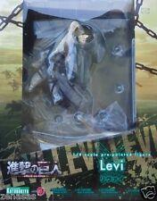 Used Kotobukiya ARTFXJ Attack on Titan Captain Levi 1:8 PVC Painted